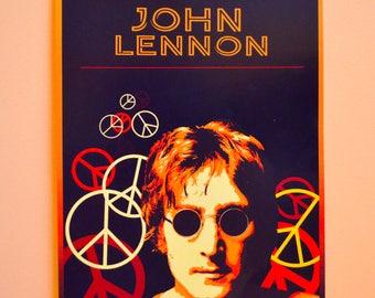 John Lennon Poster Print