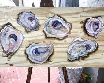 Oysters Eaten