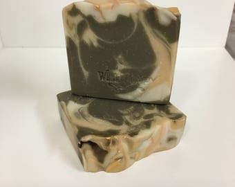 Maple Sugar Soap / Artisan Soap / Handmade Soap / Soap / Cold Process Soap