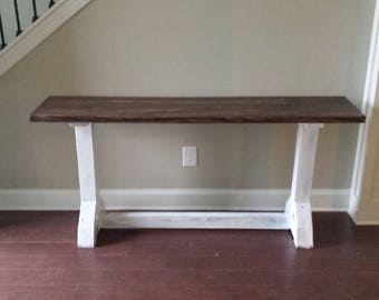 Y Base Console Table