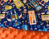 Weighted Blanket, Fabric in Stock, Ready to Make