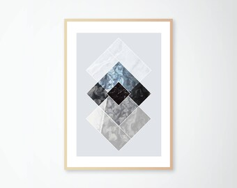 Print Marble No. 1