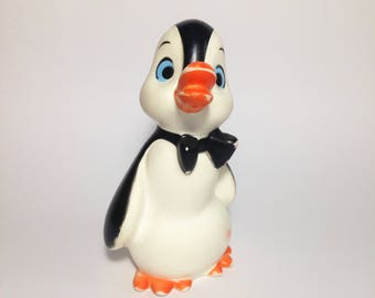 """Rubber toy """"Nestor the Pinguin"""""""