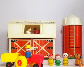 ON SALE Fisher Price Play Family Farm