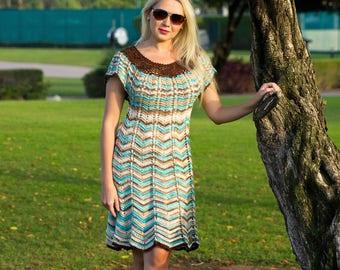 Crochet Summer Dress!
