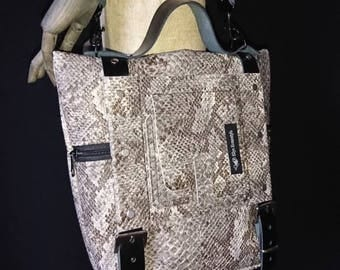Great beige bag in the special design