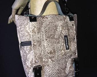 Great beige bag in special design