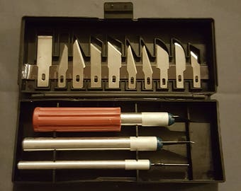 Hobby Exacto Knife Set