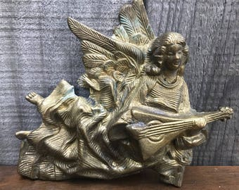 Solid Brass Angel Wall Mount