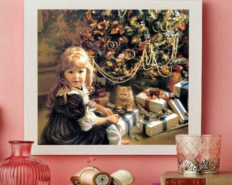 PDF cross stitch:  christmas