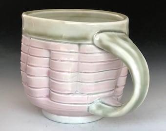 Coffee Mug translucent pink