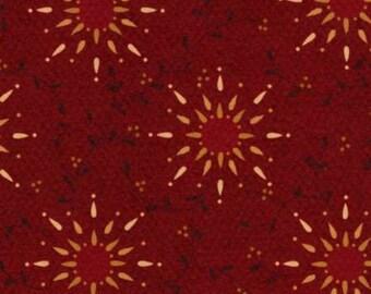Red Prairie Vine 108in Wide #6235-88