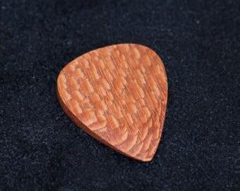Exotic Wood Guitar Pick
