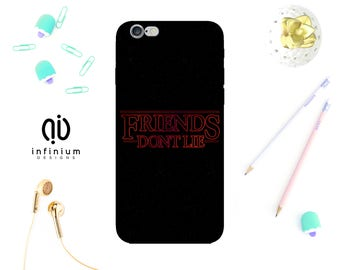 Friends Dont Lie Case For iPhone 8, Samsung S8, S8 Plus, Samsung A3, Samsung A5, Samsung S7, S7 Edge, iPhone 7, 8 Plus, iPhone 6S & 5S