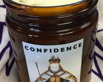 Confidence Candle scent - Hoodoo - Witchcraft - Pagan