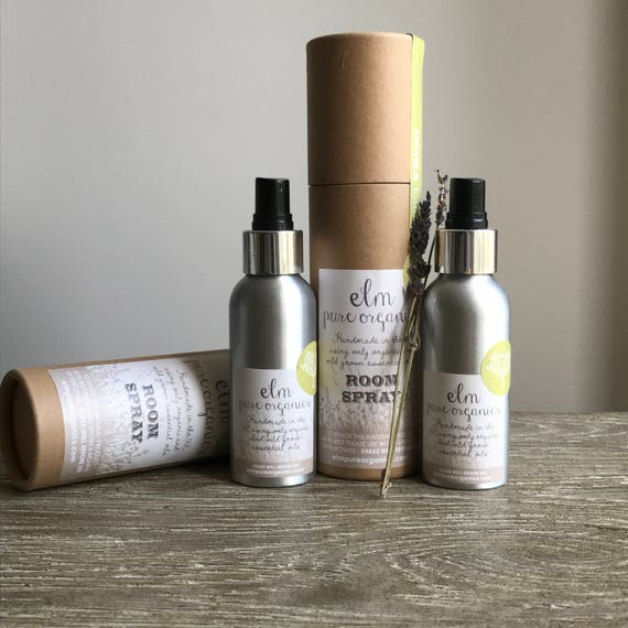 Dakota Meadow. All Natural Organic Home Fragrance Room Spray. Only Organic Essential Oil. Geranium Rose, Lavender and Sage. Eco friendly