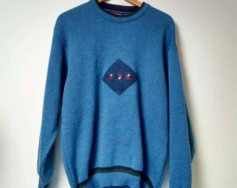 Vintage Golf Jumper