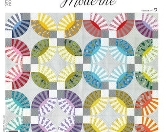 Simply Modern Issue No.9 by Quilt Mania