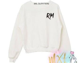 Pocket RM // BTS Kpop Crewneck Sweatshirt