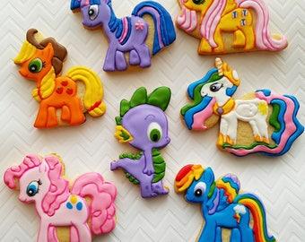 My Little Pony Cookies (13)