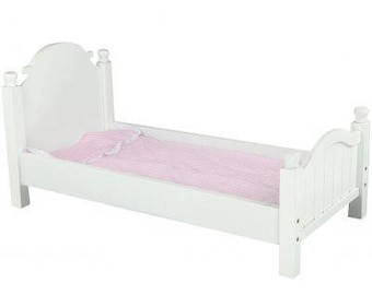 18″ Doll Single Bed