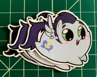 Pony Chubs! Soarin' Sticker
