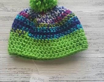 Newborn hat, ready to ship, Sale