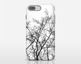 Nature Phone Cover, Dry Branches Art, Black And White, Best Phone Cases, Mobile Phone Case, Photo Cell Case, Samsung Cell Case