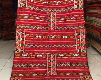 Small Moroccan Rug Zemmour