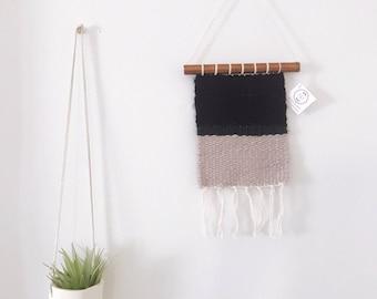 Black & Gray Weaving