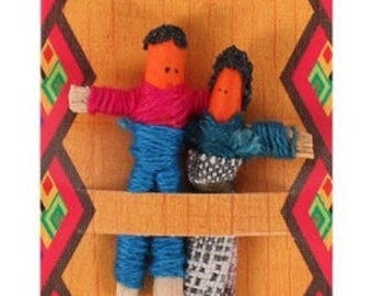Friendship Worry Doll, anxiety, depression, Worry Gift, New Job