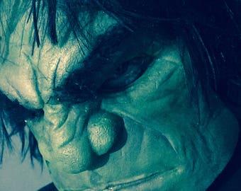Incredible Hulk silicone mask