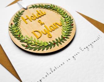 Engagement - Greeting Card