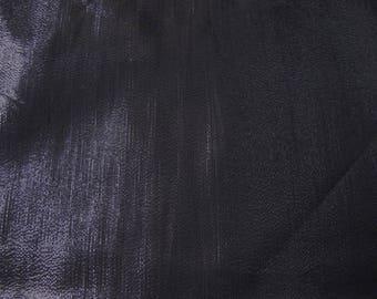 CHIFFON SILK BLACK 35/117CMS LUREX