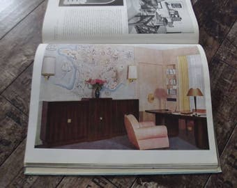 Le Meuble- La tradition Francaise - 1941, French interior book , French furniture book
