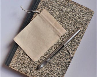 "Muslin Cotton Pouches * Cotton Bag * Jewerly Bags * 15 Natural Cotton Bags * 3"" x 4"" (8cm x 10cm)"