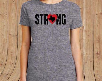 TEXAS Strong t shirt- t-Shirt Mens / womens / kids