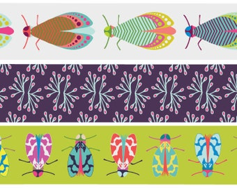 Insect washi bundle