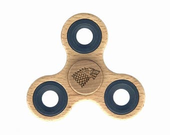 Game of thrones - Personalized Fidget Spinner - Hand Spinner - Fidget Toy - Edc Spinner - Desk Toys - best fidget spinner toy - stress toy