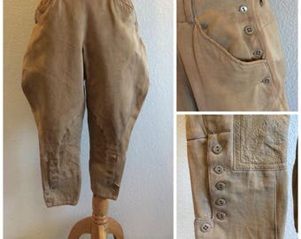 RESERVED - please do not purchase SALE 1930s - 1940s breeches / riding pants !