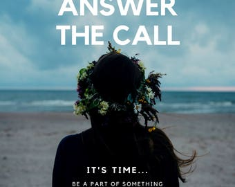 Answer Your Call // Tarot Reading, Psychic Reading, Clairvoyant, Medium