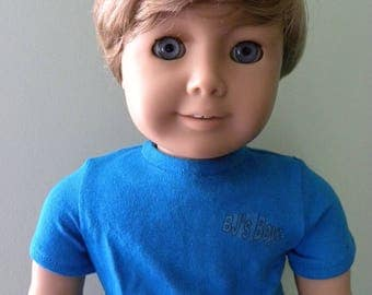 Special Order for Blond Hair, Blue Eyes American Girl Boy