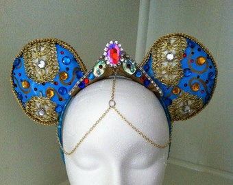Arabian Princess Mickey Ears