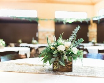 Rustic wedding decor etsy wood centerpiece wedding centerpiece rustic wedding decor table decorations reclaimed wood centerpiece junglespirit Images