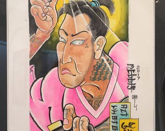 Japanese Hipster #3