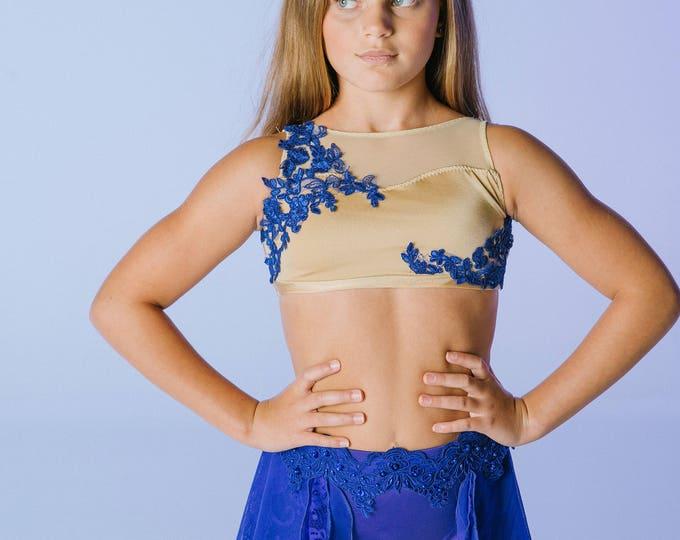 Custom dance costume, stones,Lyrical dance costume,contemporary dance costume, lyrical Dance Costume, dance leotard