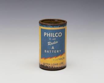"Porcelain Shot Glass (Energy Shot) ""Philco"""