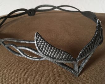 Elrond Circlet / Tiara, Lord of the Rings 3d printed