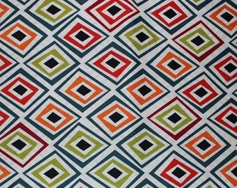 Andover Jazz Jam by Jane Dixon, Cotton woven fabric, 1/2 yd.