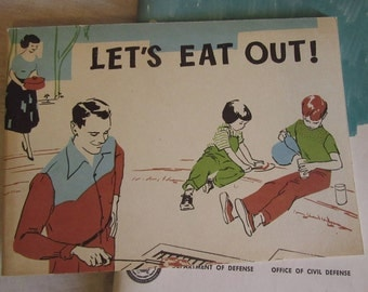 Let's Eat Out, 1954